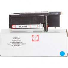 Картридж BASF для Xerox Phaser 6020, 6022, WC6025, WC6027 Cyan