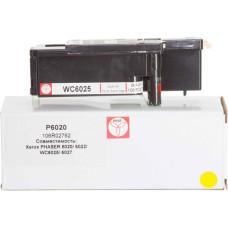 Картридж BASF для Xerox Phaser 6020, 6022, WC6025, WC6027 Yellow