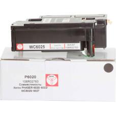 Картридж BASF для Xerox Phaser 6020, 6022, WC6025, WC6027 Black