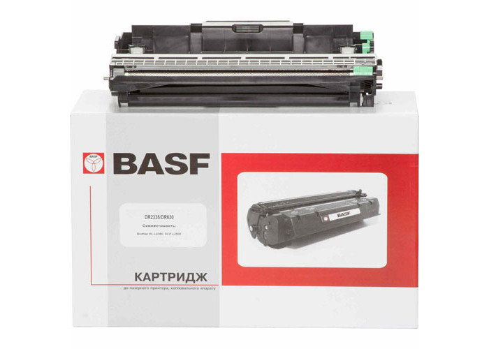 Фотобарабан BASF для Brother HL-L2300, DCP-L2500, MFC-L2700 (аналог DR-2335)