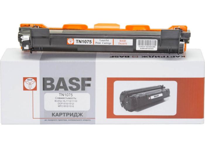 Картридж BASF для Brother HL-1110, HL-1112, DCP-1510, DCP-1512, DCP-1612, MFC-1810, MFC-1815 (KT-TN1075)