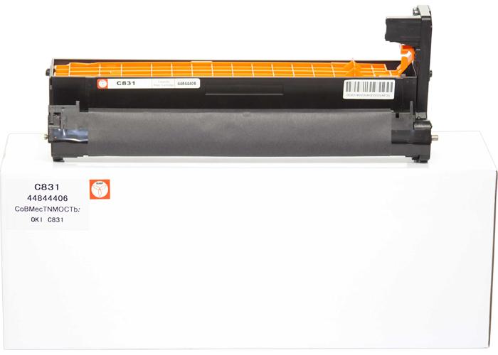 Копі картридж BASF для OKI C822, C831, C841 аналог 44844406 (DR-C831-44844406) Magenta