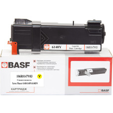 Картридж BASF для Xerox Phaser 6140 (106R01483/106R01479) Yellow
