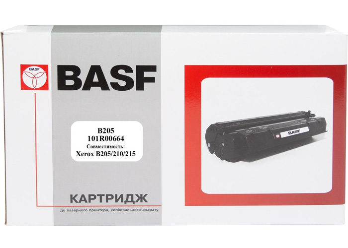 Драм картридж Xerox B205, B210, B215 (BASF-DR-B205) 101R00664 10k