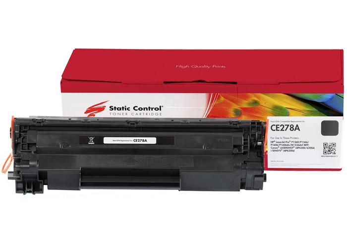 Картридж PARROT аналог Canon 725, 726, 728, HP CE278A, CE285A, CB436A, CB435A (002-01-LE278AU)