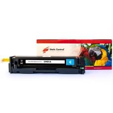 Картридж Static Control PARROT аналог Canon 045, HP CF401A (M252, M277, LBP611, LBP612, LBP613, MF630, MF632, MF634) Cyan