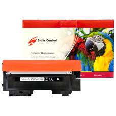 Картридж Static Control PARROT аналог HP 117А, W2070A Black (Color Laser 150, 178, 179 MFP) 002-01-S2070APB