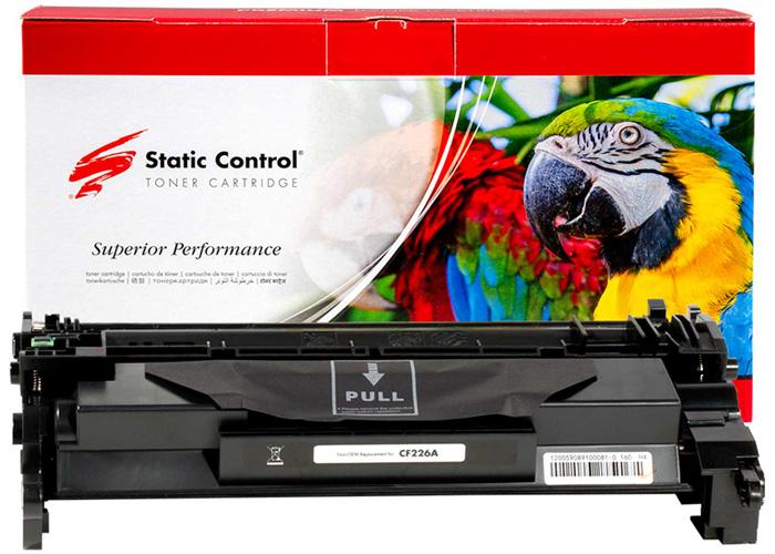 Картридж Static Control PARROT для HP Pro M402, M426, Canon LBP212, LBP214 (CF226A) 002-01-LF226AU