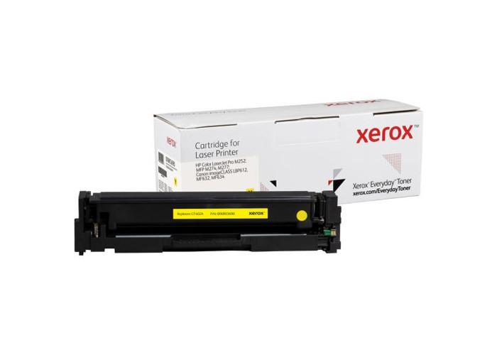 Картридж XEROX Everyday аналог Canon 045, HP CF402A (M252, M277, LBP611, LBP612, LBP613, MF632, MF634) Yellow