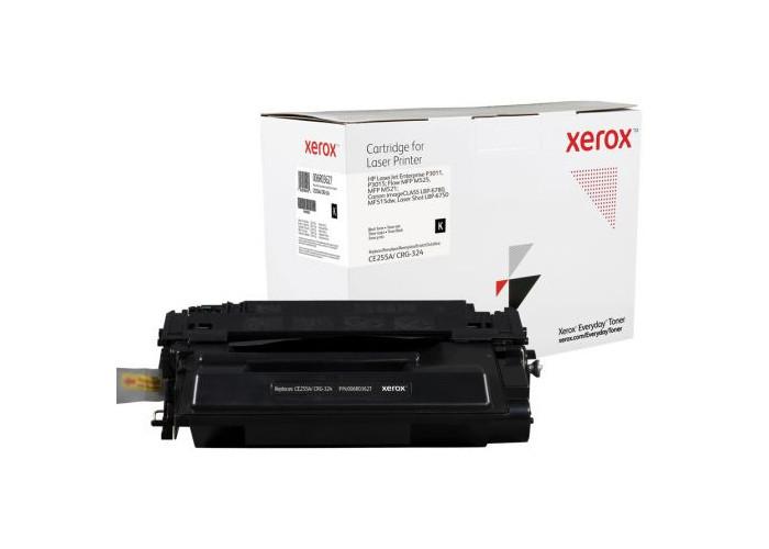 Картридж XEROX Everyday аналог Canon 724, HP CE255A (P3015, M521, M525, LBP-6700, LBP-6750, LBP-6780) 006R03627