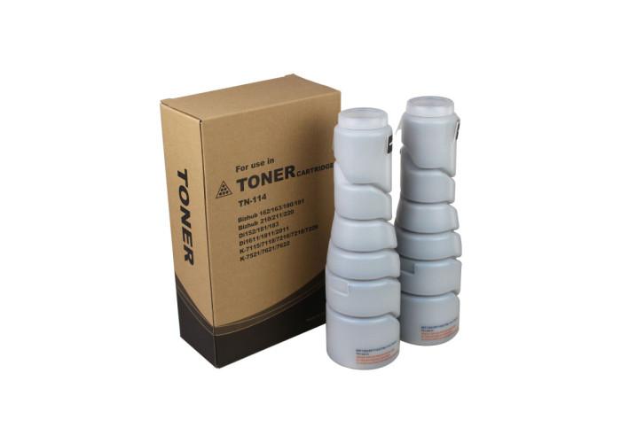 Туба з тонером CET аналог Konica Minolta TN114 / TN106B для Di-152, Gold-серія, 413г