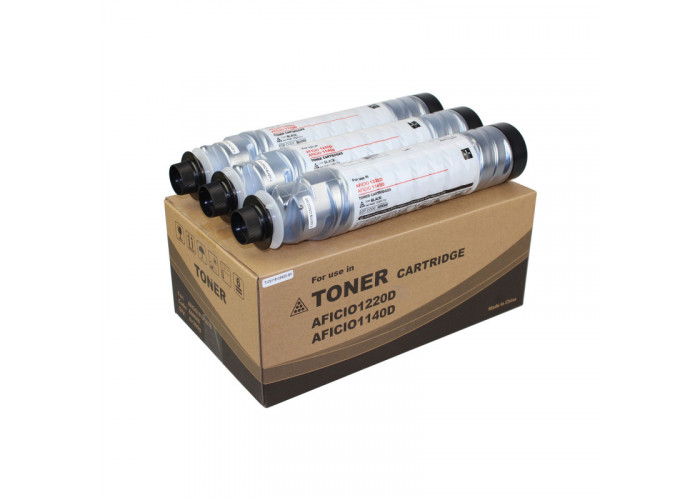 Туба з тонером CET аналог Ricoh Type 1220D/1140D для Aficio 1015, 1018, 260г