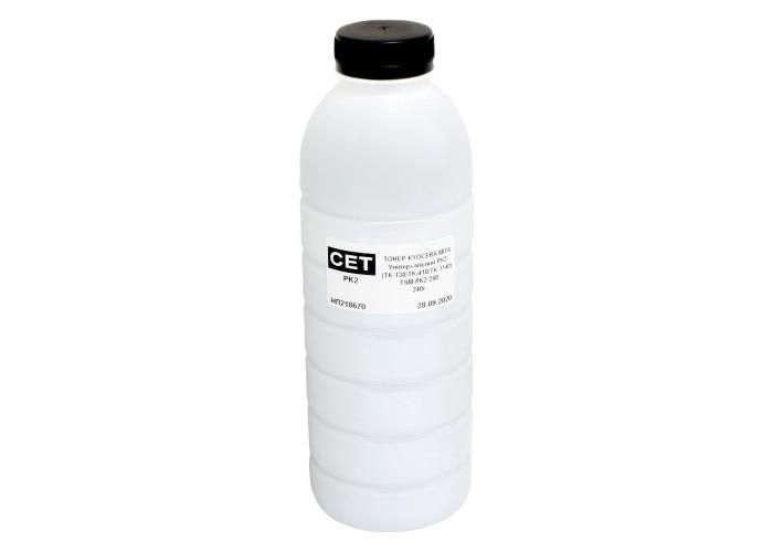 Тонер CET PK2 для Kyocera FS-1040, FS-1020, FS-1116, FS-1130, FS-3040, M2530, M2035, P2135, KM-1500 (CET-PK2-240) 240г