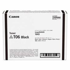 Картридж Canon T06 Toner для i-SENSYS X1643P, iR1643i, iR1643iF (3526C002)