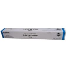 Тонер Canon C-EXV49 для iR C3320, C3325, C3330, C3520, C3525, C3530 (8525B002) Cyan