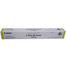 Тонер Canon C-EXV49 для iR C3320, C3325, C3330, C3520, C3525, C3530 (8527B002) Yellow