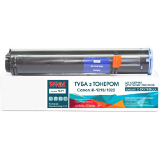 Туба з тонером WWM аналог C-EXV18 для Canon iR1018, iR1020, iR1022, iR1024 (TH77)