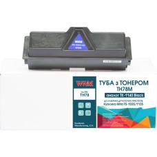 Туба з тонером WWM аналог Kyocera TK-1140 для FS-1035, FS-1135, M2035, M2535 (TH78)