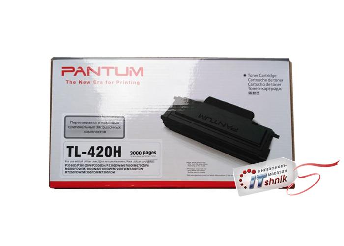 Картридж Pantum для M6700, M6800, M7100, M7200, P3010, P3300 (TL-420H) 3000арк