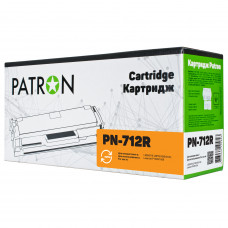 Картридж Patron аналог Canon 712 (PN-712R)