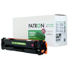 Картридж Patron Green Label аналог HP CF413A (PN-410AMGL) для M377, M452, M477 Magenta