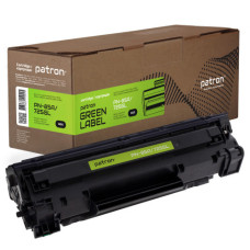 Картридж Patron аналог HP CE285A, Canon 725 (PN-85A, 725GL) Green Label