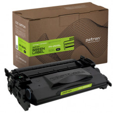 Картридж Patron аналог HP 26X (CF226X) (PN-26XGL) Green Label