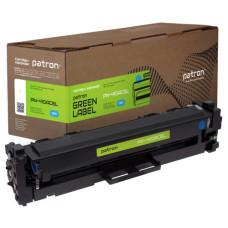 Картридж Patron Green Label аналог HP CF411A (PN-410ACGL) Cyan