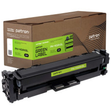 Картридж Patron Green Label аналог HP CF410A (PN-410AKGL) Black