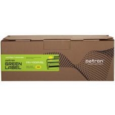 Картридж Patron Green Label аналог HP CF412A (PN-410AYGL) Yellow