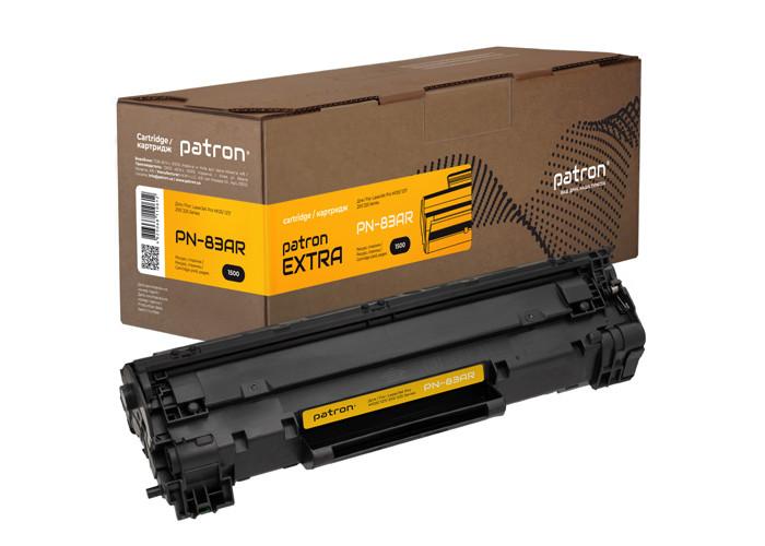 Картридж Patron Extra для HP M125, M127, M201, M225 (аналог CF283A) PN-83AR
