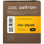 Картридж Patron Extra для Canon LBP-3010, LBP-3100, HP P1005, P1006 (аналог CB435A) PN-35AR