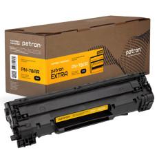Картридж Patron Extra для HP P1566, P1606, M1536 (аналог CE278A) PN-78AR