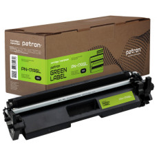 Тонер-картридж Patron Green Label аналог HP 17A, CF217A (PN-17AGL) для M102, M130