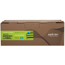 Картридж Patron Green Label аналог HP CF401X (PN-201XCGL) Cyan