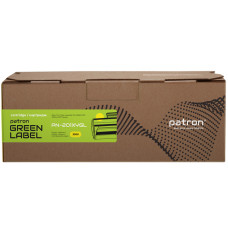Картридж Patron Green Label аналог HP CF402X (PN-201XYGL) Yellow