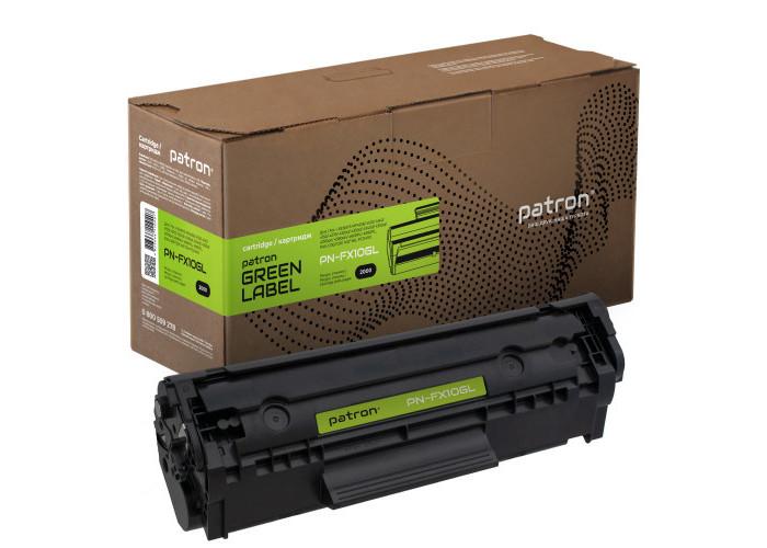 Картридж Patron аналог Canon FX-10 (MF4018, MF4150, MF4270, MF4320, MF4350) Green Label