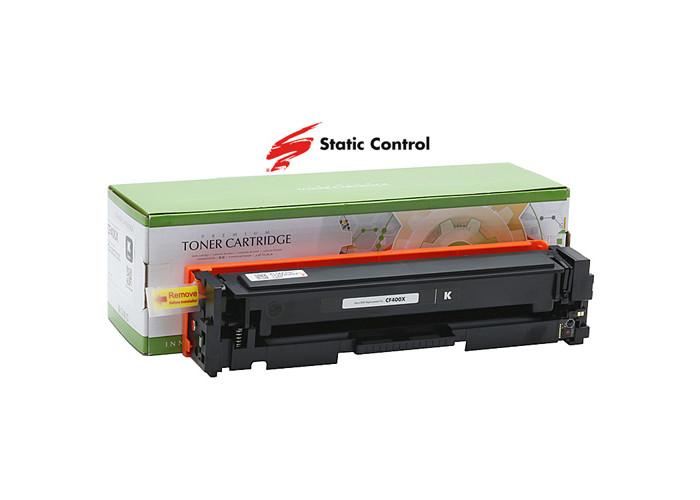 Картридж SCC для HP CLJ M252, M277, M274 (CF400X) 201X Black