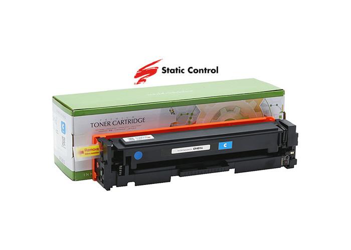 Картридж SCC для HP CLJ M252, M277, M274, Canon LBP611, LBP613, MF631, MF633 Cyan