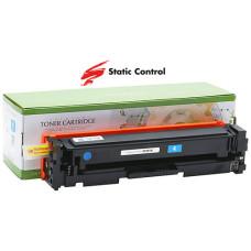 Картридж SCC для HP CLJ M252, M277, M274 Cyan (CF401X) 201X