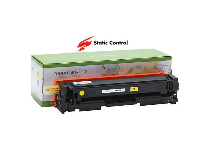 Картридж SCC для HP CLJ M252, M277, M274 (CF402X) 201X Yellow