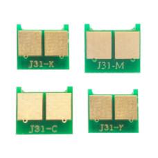 Комплект універсальних чіпів J31 для Canon LBP-5050, LBP-7100, LBP-7200, HP CP1025, M125, P1566