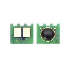 Чіп HP CM2320, CP3525, CM1415, CP5525, Canon LBP-7200, LBP-5050 Cyan (SCC U27)