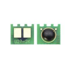 Чіп HP CM2320, CP3525, CM1415, CP5525, Canon LBP-7200, LBP-5050 Black (SCC U27)