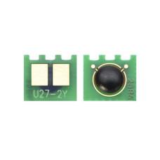 Чіп HP CM2320, CP3525, CM1415, CP5525, Canon LBP-7200, LBP-5050 Yellow (SCC U27)