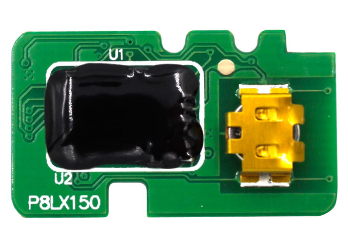 Чіп для HP Laser 107a, 135a, 137 MFP (W1106A) Static Control H107CP-MEA