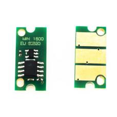 Чіп універсальний для Konica Minolta MC1600, MC1650, MC1680, MC1690, MC1700 (CMYK)