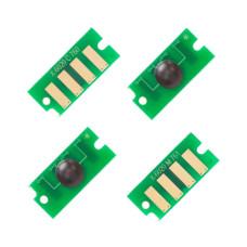 Комплект чіпів Xerox Phaser 6020, 6022, WorkCentre 6025, WC6027 (X6020CH4) CMYK