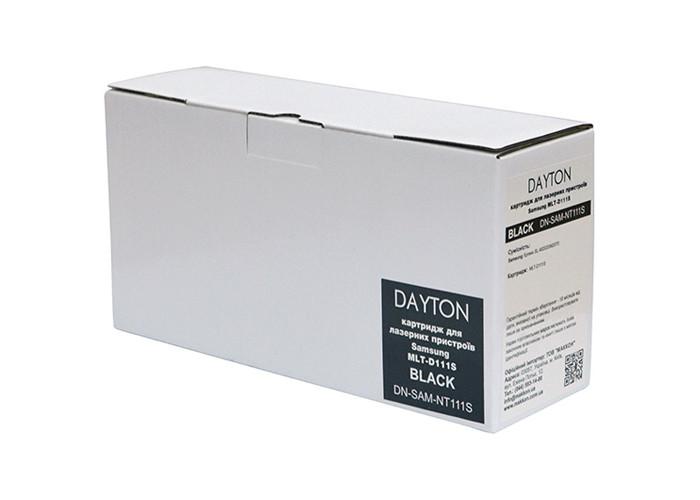 Картридж DAYTON для Samsung Xpress SL-M2020, SL-M2070 (аналог MLT-D111S)