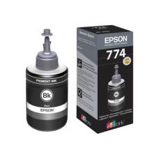 Чернила Epson M100, M105, M200, M205, L605, L655, L1455 (C13T77414A) Black
